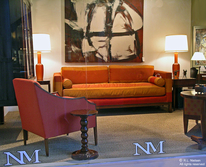 Nielsen-Metier, Denver, showroom, interior design, Richard Nielsen,