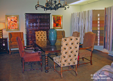 Nielsen-Metier, Arizona, Scottsdale, showroom, interior design, Richard Nielsen,