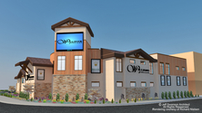Rendering, Architecture, Jeff Swanson, Richard Nielsen, Jewelry store,